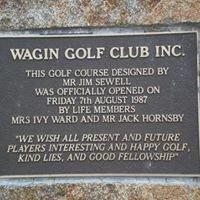 Wagin Golf Club Inc.