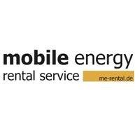 Mobile Energy Rental Service GmbH