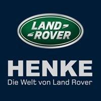 Autohaus Henke - Land Rover und Range Rover