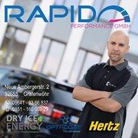 Rapido Performance GmbH - Auto Boutique