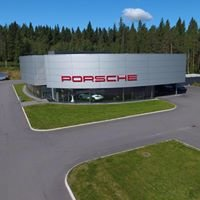 Porsche Center Umeå