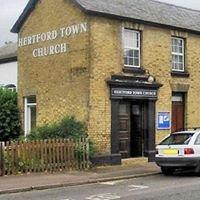 Hertford Town Church
