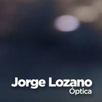 Jorge lozano ópticos