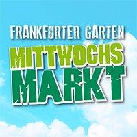 Genussmarkt am Mittwoch im Frankfurter Garten