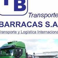 TRANSPORTE BARRACAS S.A.