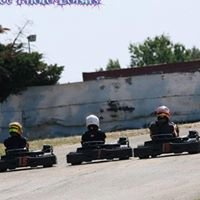 Karting Beaucaire Julie Tonelli