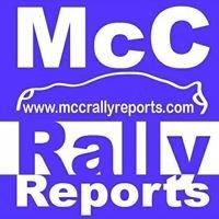 MCC Rally Reports