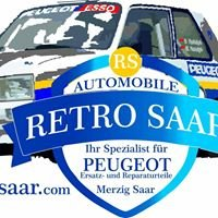 Automobile Retro Saar
