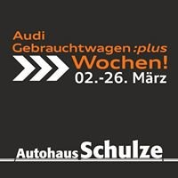Autohaus Schulze - Audi, VW, Skoda, VW Nutzfahrzeuge