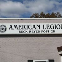 Buck Keyes American Legion Post 28