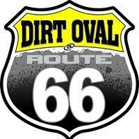 Dirt Oval Route 66 Raceway