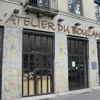 L'Atelier du boulanger X rousse