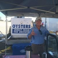 Mark Hunter Oysters