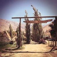 Valle De Elqui, Camping Rancho Rodriguez