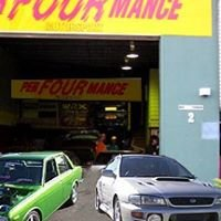 PerFOURmance Motorsports