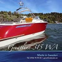 Greatline Boats of Sweden AB