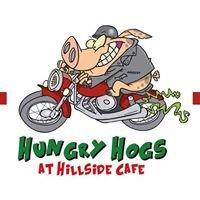 Hungry Hogs At Hillside Cafe, nr Belton, Rutland