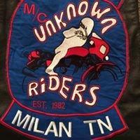 Unknown Riders MC Milan TN