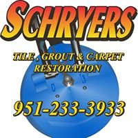 Schryers Tile and grout/Carpet/Upholstery Cleaning Services
