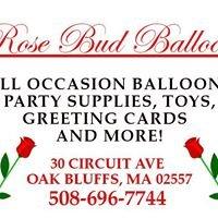 Rose Bud Balloons