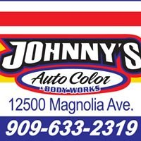 Johnny's Auto Color and Body Works
