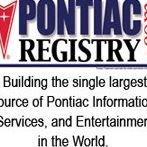 Pontiac Registry