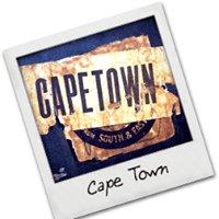 The scene: Cape Town