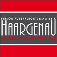 Haargenau Ursula & Klara Trucker