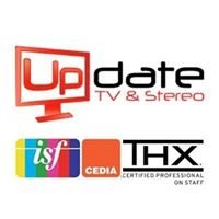 UPDATE TV & STEREO