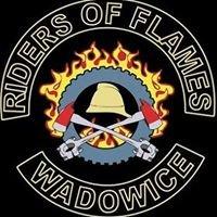 Klub Motocyklowy Strażaków Riders Of Flames Wadowice Mother Chapter