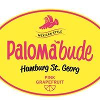 Palomabude in der Superbude St. Georg
