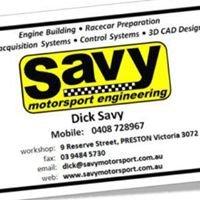 Savy Motorsport Aus Pty Ltd