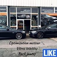 1max2fun Motorsport Optimisation&Préparation Moteur Vitres teintées