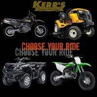 Kerr's Chain Saw Ltd.