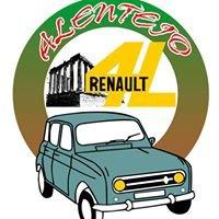 Renault Quatro L Alentejo