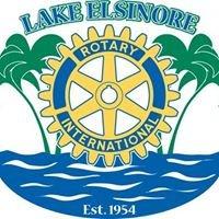 The Lake Elsinore Rotary Club