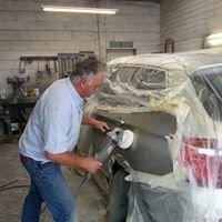 Brixham Bodyworks car repairs