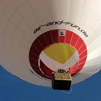 Ballonfahrten Allgäu  Bodensee - Air & Fun GmbH