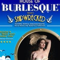 House of Burlesque Presents Shipwrecked