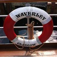 Waverly Paddle Steamer