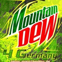 Mountain Dew for Germany