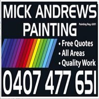 Mick Andrews Painting Service