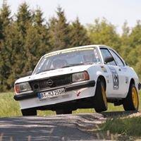 Macht Rallye- Technik