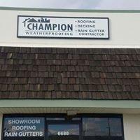 Champion Weatherproofing