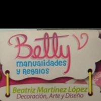 Manualidades y regalos Betty