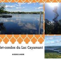 Chalet-Condos du Lac Cayamant
