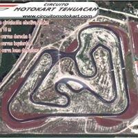Circuito Motokart Tehuacan