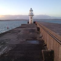 End Of Brixham Breakwater