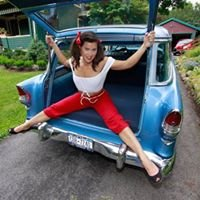 Hot Rod Betties Pinup Photography
