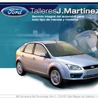 Talleres J. Martinez. Concesionario Ford en Alicante.